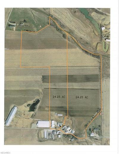Farm & Ranch For Auction: 7216 Township Road 573
