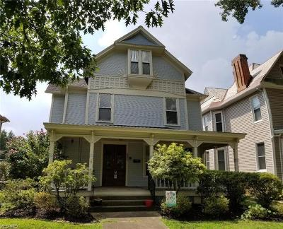 Marietta Single Family Home For Sale: 421 5th St
