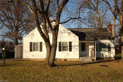 Single Family Home For Sale: 55 Linwood Dr