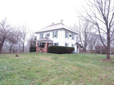 Licking County Single Family Home For Sale: 1950 Homer Rd Northwest