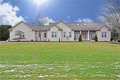 Lordstown Single Family Home For Sale: 2852 Hallock Young Rd Southwest