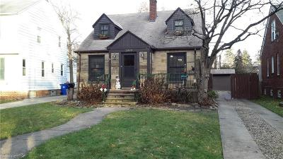 Cleveland Single Family Home For Sale: 3893 Silsby Rd