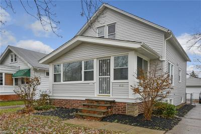 Fairview Park Single Family Home For Sale: 4181 West 210th St