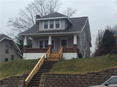 Guernsey County Single Family Home For Sale: 909 North 8th St