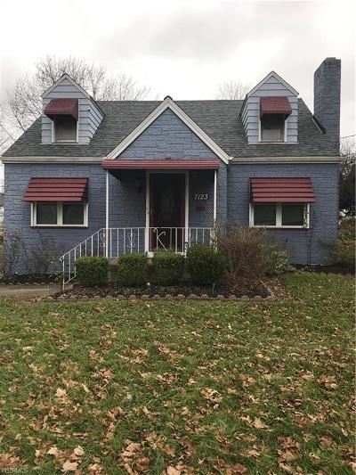 Boardman Single Family Home For Sale: 7123 Amherst Ave