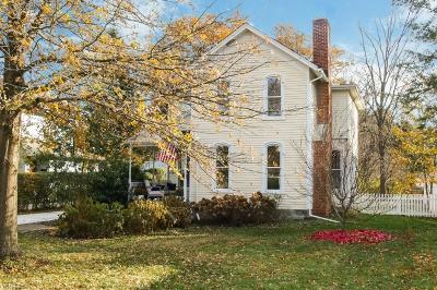 Geauga County Single Family Home For Sale: 241 South Franklin St