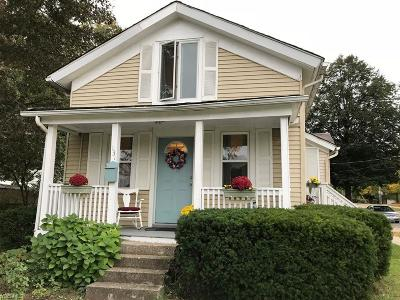 Painesville OH Single Family Home For Sale: $95,000