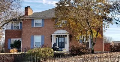 Vienna Single Family Home For Sale: 4004 1st Ave