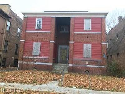 Cleveland Multi Family Home For Sale: 698 East 91st St