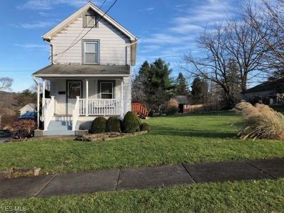 Struthers Single Family Home For Sale: 46 Prospect St