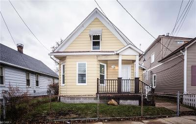 Single Family Home For Sale: 2479 West 20th St