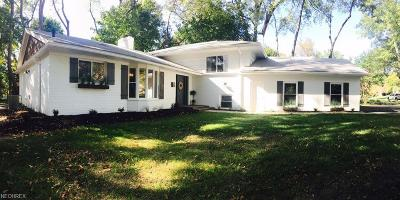 Summit County Single Family Home For Sale: 2942 Overlook Rd