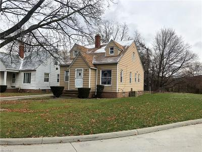 Cleveland Single Family Home For Sale: 4931 West 13th St
