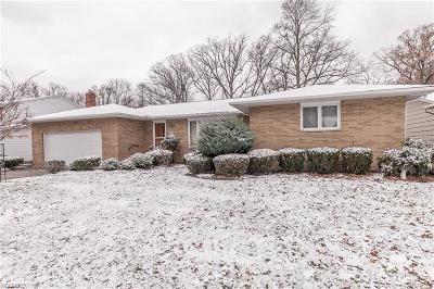 Cleveland Single Family Home For Sale: 7504 Wake Robin Dr