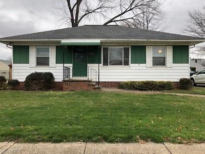 Cleveland Single Family Home For Sale: 15412 Louis Ave