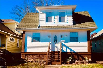 Cleveland Single Family Home For Sale: 3506 West 119 St