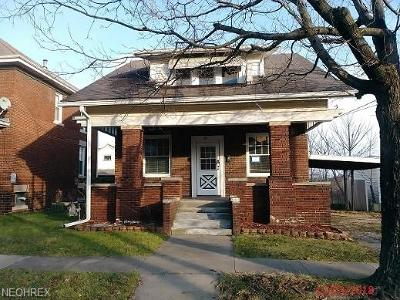 Zanesville Single Family Home For Sale: 50 Southard Ave
