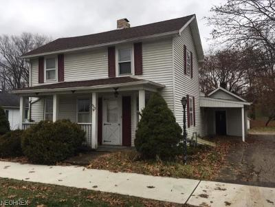 Single Family Home Sold: 322 South Main St
