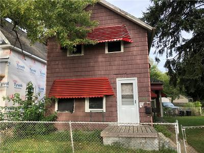 Single Family Home For Sale: 2065 West 47th St