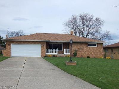 Seven Hills Single Family Home For Sale: 709 Parkview Dr