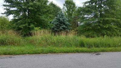 Residential Lots & Land For Sale: Alliance Rd