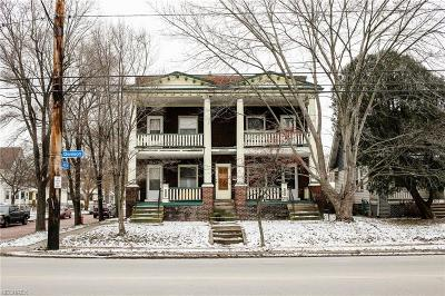 Cleveland Multi Family Home For Sale: 4301 Denison Ave