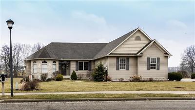 Massillon Single Family Home For Sale: 2055 Championship Cir Southeast