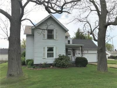 Single Family Home For Sale: 152 Moore Rd