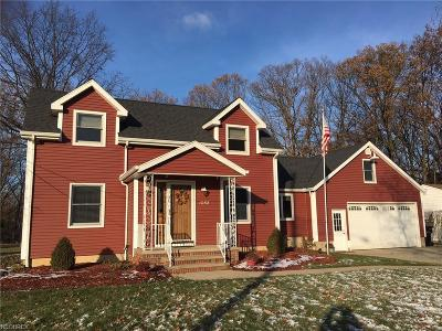 Lorain County Single Family Home For Sale: 1058 North Pasadena Ave