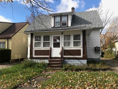 Cleveland Single Family Home For Sale: 4390 East 143rd St
