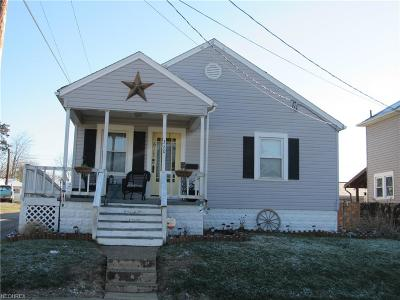 Muskingum County Single Family Home For Sale: 320 Jordan