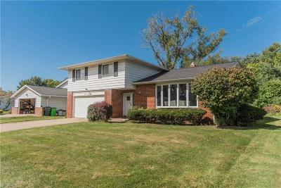 Mayfield Heights Single Family Home For Sale: 5929 Cantwell Dr