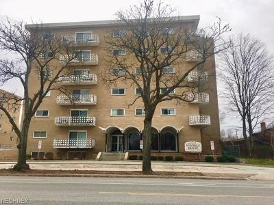 Bay Village, Rocky River, Fairview Park, Westlake, Lakewood Condo/Townhouse For Sale: 14567 Madison Ave #511