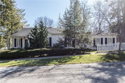 Chagrin Falls Single Family Home For Sale: 276 High St