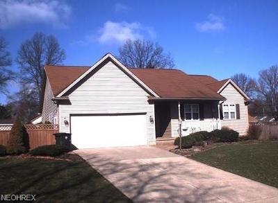 Warren Single Family Home For Sale: 1561 Birch Run Dr Northeast