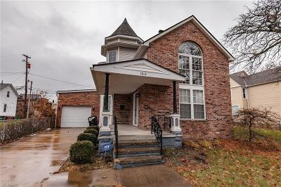 Cleveland Single Family Home For Sale: 1812 West 57th St