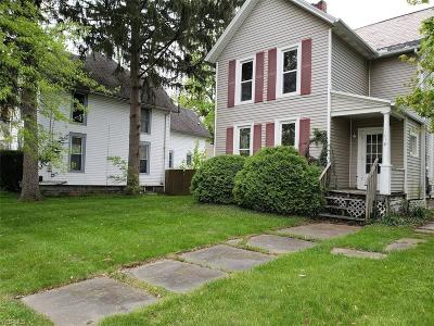 Elyria OH Multi Family Home For Sale: $89,900