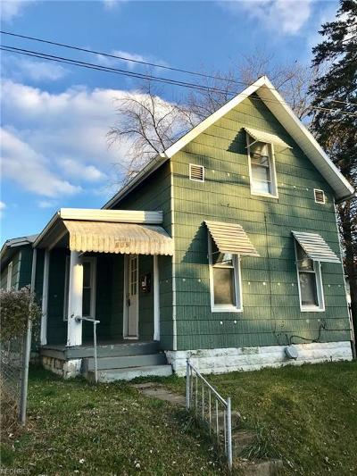Licking County Single Family Home For Sale: 262 Central Ave