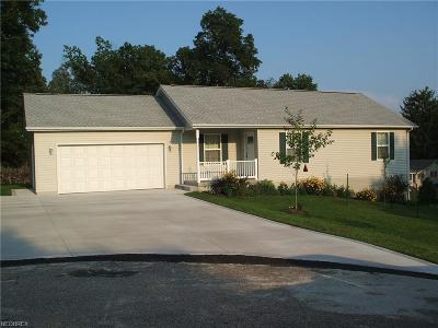 Muskingum County Single Family Home For Sale: 3210 Field Dr