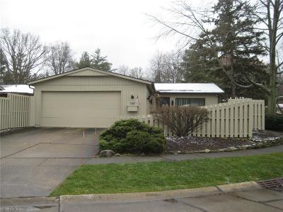 Strongsville Condo/Townhouse Contingent: 19863 Dell Dr #7037