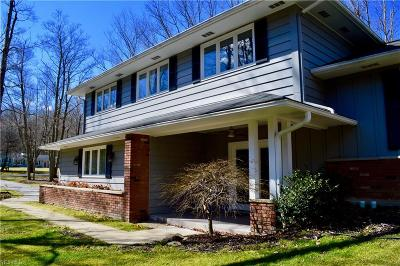 Geauga County Single Family Home For Sale: 67 Morningside Dr