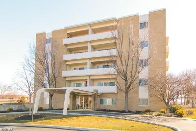 Rocky River Condo/Townhouse For Sale: 2109 Wooster Rd #41