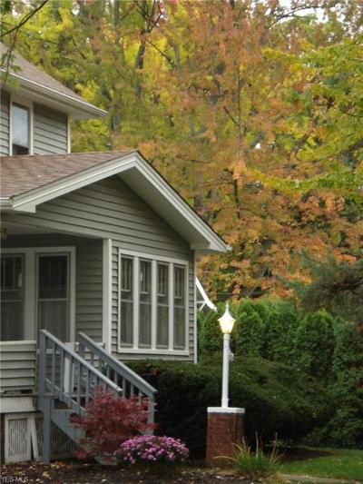 Berea Single Family Home For Sale: 224 High St