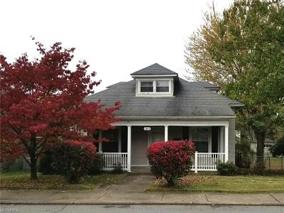 Vienna Single Family Home For Sale: 3803 Grand Central Ave
