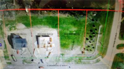 Medina Residential Lots & Land For Sale: Coverdale Way