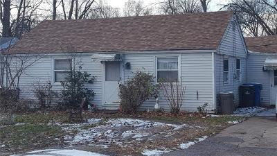 North Ridgeville Single Family Home For Sale: 6070 Wallace Blvd