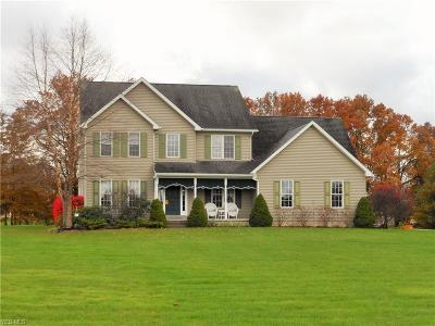 Canfield Single Family Home For Sale: 7575 Meadowood Dr