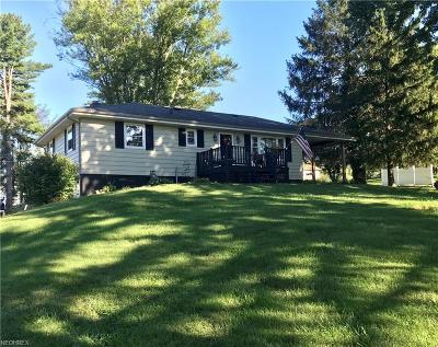 Muskingum County Single Family Home For Sale: 710 Bunting Dr