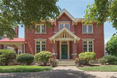 Marietta Single Family Home For Sale: 321 Fourth Street