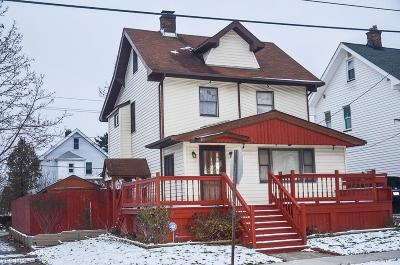 Cleveland Single Family Home For Sale: 4345 West 50th St